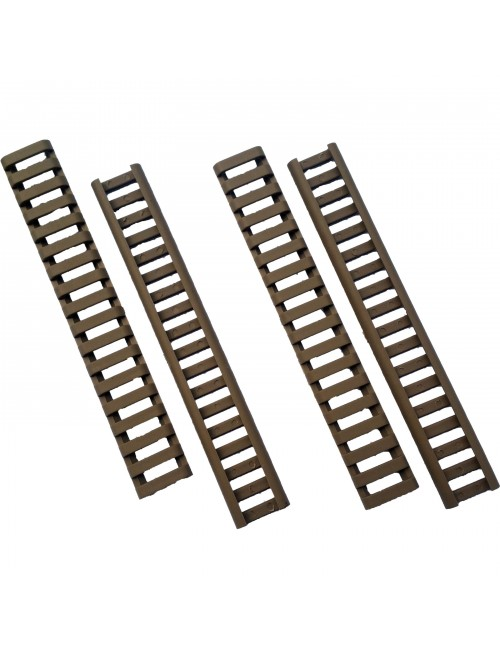 Ladder rail covers | Coyote...