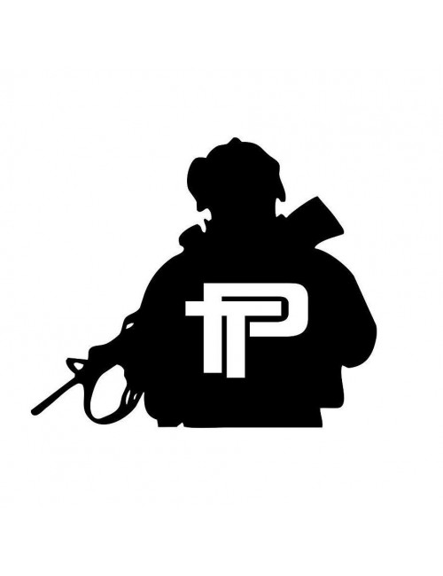 PT logo Decal | Small