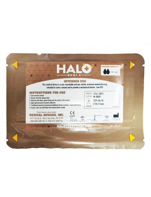 HALO Chest Seal | NEW...