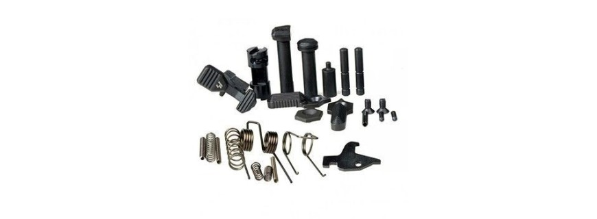 Springs, Screws and Small Parts